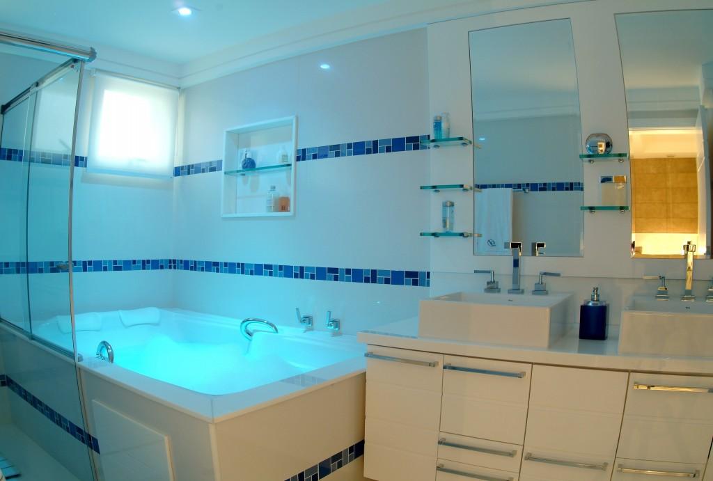 Banheiros  Produtos  AD Móveis & Decorações # Banheiro Pequeno Dos Sonhos